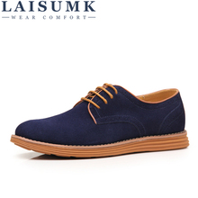 LAISUMK 2019 Big Size 47 Men Business Casual Shoes Fashion Breathable Brand Male Large Flats Designer Footwear