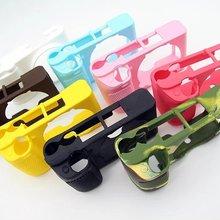 Хорошая мягкая камера видео сумка для sony A6100 A6300 A6400 силиконовый чехол резиновый корпус