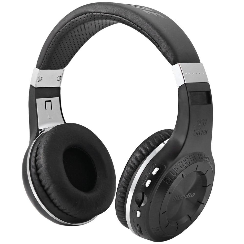 Bluedio H+ Bluetooth Stereo Wireless Headphones Built In