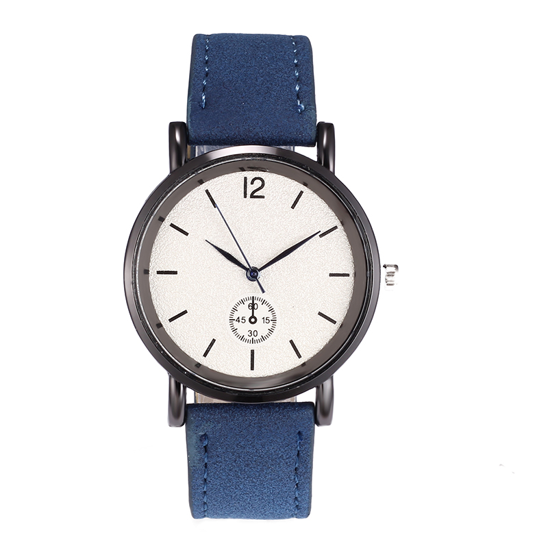 2018 BGG Fashion Casual Double Dial Watch Leather Strap Quartz Woman Luxury Gift Wristwatch reloj madera mujer Ladies Clock Hour matisse fashion austria crystal snowflake rotatable dial leather strap buiness quartz watch wristwatch rosegold