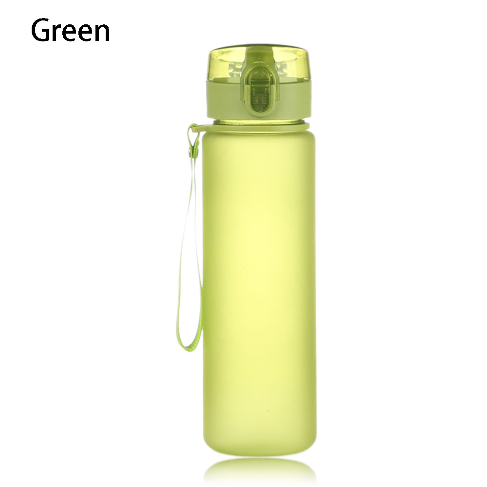 CURGE Flip Top Lid Direct Drinking Plastic water bottle 400ml 560ml ...