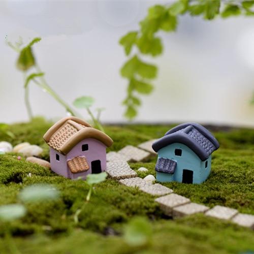 Garden Gnomes On Sale: Aliexpress.com : Buy Sale House Building Moss Ornaments