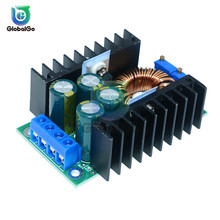 цены XL4016 DC-DC 300W 9A Step Down Buck Converter Adjustable 5-40V to 1.2-35V Power Supply Voltage Regulator LED Driver Module 12V