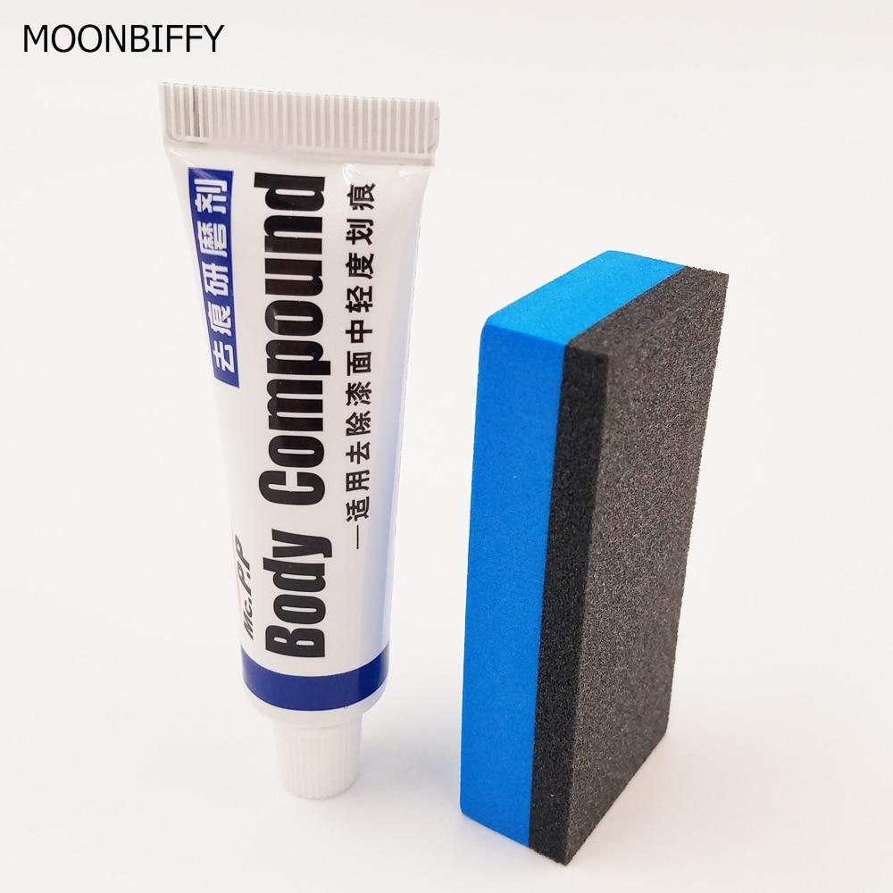 MOONBIFFY Car Scratch Repair Agent Scratch Remover Paint