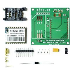 M590E GSM модуль GPRS Diy комплекты M590 GSM GPRS 900 м-1800 м sms Процессор MCU Тесты