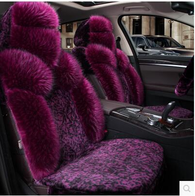 good quality winter wool car seat covers for ford fusion 2016 2007 comfortable keep warm. Black Bedroom Furniture Sets. Home Design Ideas