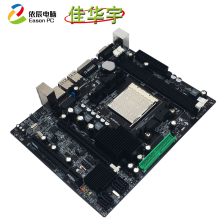 Jiahuayu A780 desktop computer motherboard AM3 780G supports DDR3 dual channel AM3 USB2.0 SATA II цена