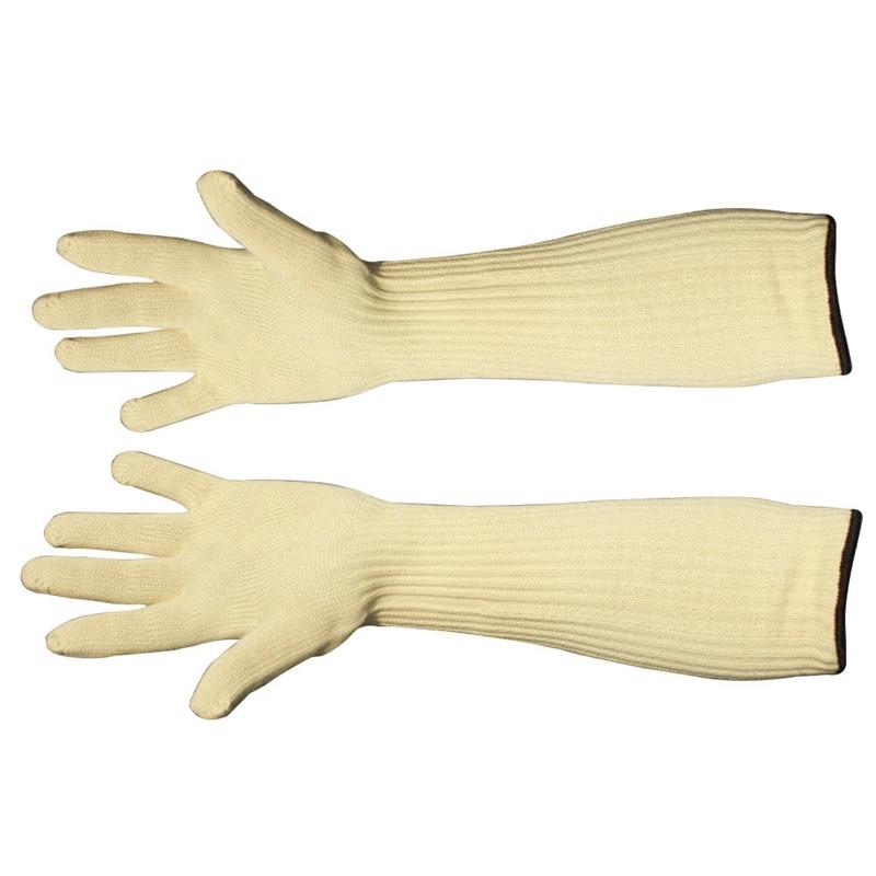 1 Paar Lange Anti-cut Arbeits Handschuhe Metall Edelstahl Draht Cut Beständig Handschuhe Anti-messer Taktische Metzger Schutz Handschuhe Angenehme SüßE