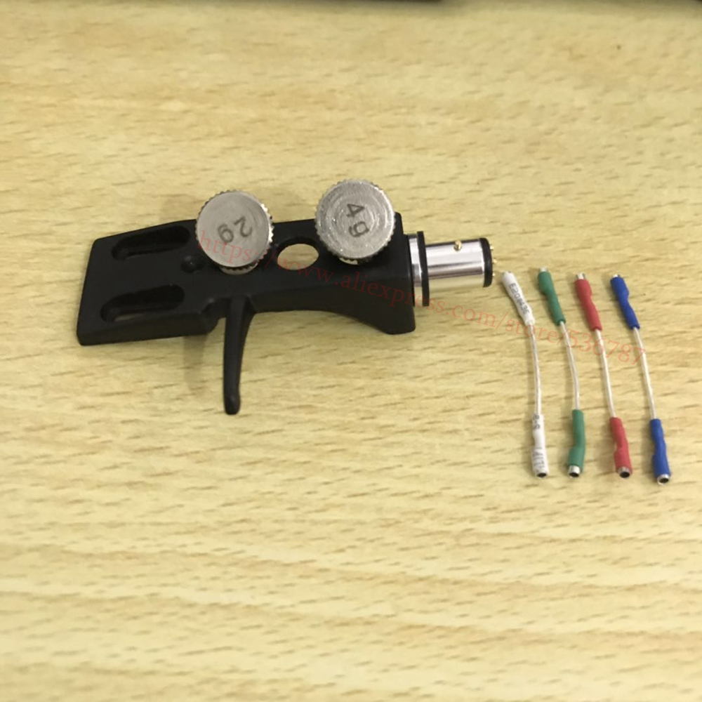 Plattenspieler FäHig 1 Pcs Schwarz Farbe Oem Phono Patrone Plattenspieler Headshell Cn5625 Für Technics1200 1210 keine Stylus Unterhaltungselektronik