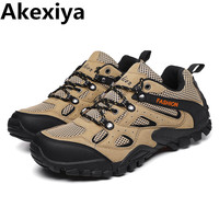 New Outdoor Hiking Shoes Men Outdoor sports Shoes Men Trekking Fishing Hunting Hiking Shoes men size39 45
