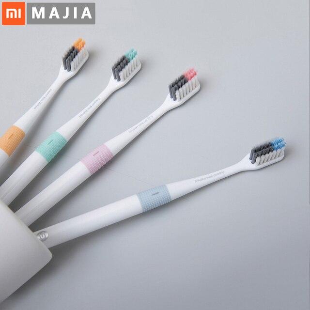 Cepillo de dientes Xiaomi Doctor B con caja de viaje Método de graves  cepillo de alambre 9fc893b2e375