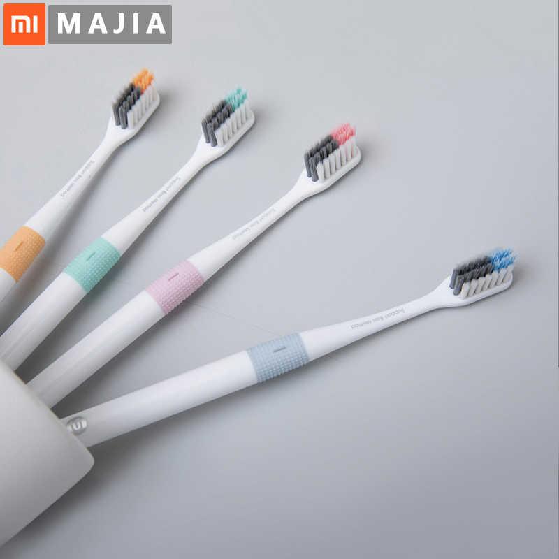 Xiaomi Doctor B зубная щетка с походная коробка корпус бас метод Sandwish-щетка провод 4 цвета для xiaomi умный дом