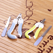 New Arrival !!Professional Pet Dogs Cats Animal Claws Scissor Cut Nail Clipper File Cutter