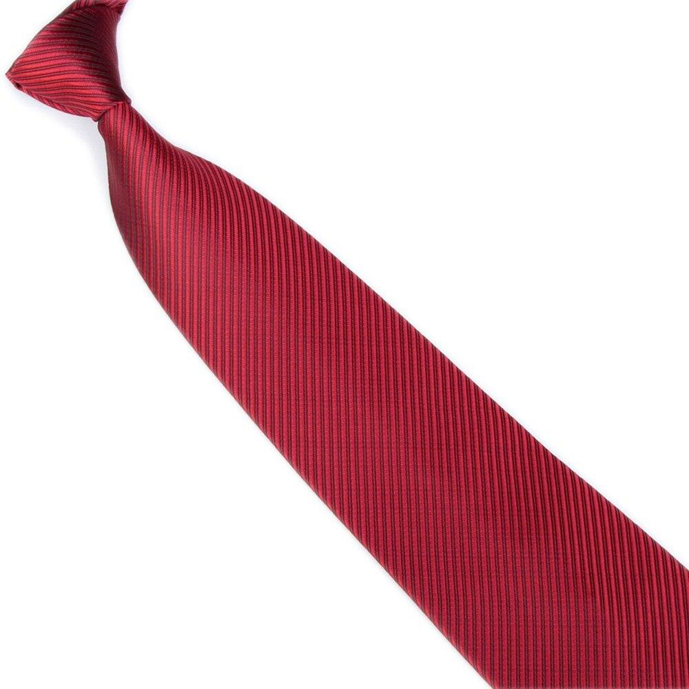 Men's Neckties Solid 19colors Cravat Ties 10cm Width Gravatas Mariage Wedding 2019 Neck Tie