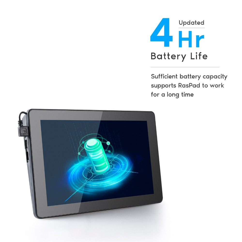5-4Hr Battery Life