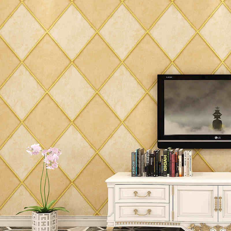 Beibehang chinois en relief papel de parede 3D papier peint rouleau salon mural papier peint pour murs 3d décoration de la maison fonds d'écran - 2