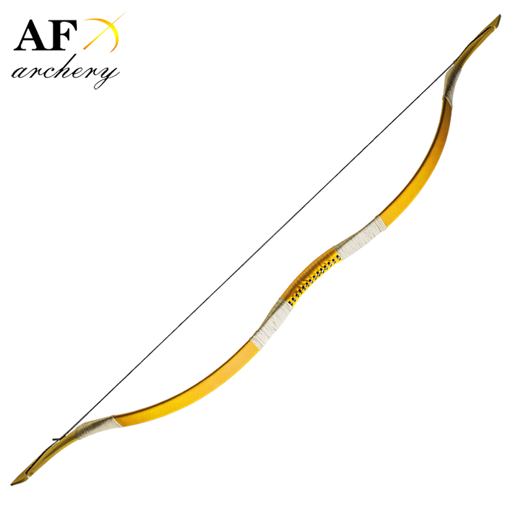 Free Shipping 20-100LBS Archery Handmade Fiberglass Bow Yellow Cow Leather Hanbow Traditional Recurve Bow Hunting and Shooting 40lb tranditional recurve bow archery fiberglass hunter dark brown print bow yellow bow tip handmade bow