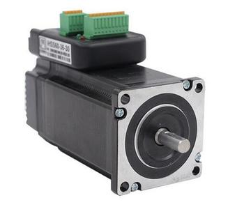 NEMA24 3Nm 425oz.in Integrated Closed Loop Stepper motor with driver 36VDC JMC iHSS60-36-30