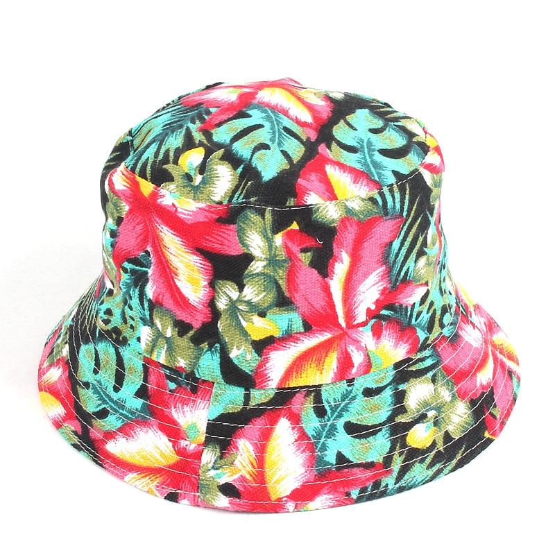 22 Entwürfe blühen Eimer-Hut für Frauenart und weise Sommer-im - Bekleidungszubehör - Foto 2
