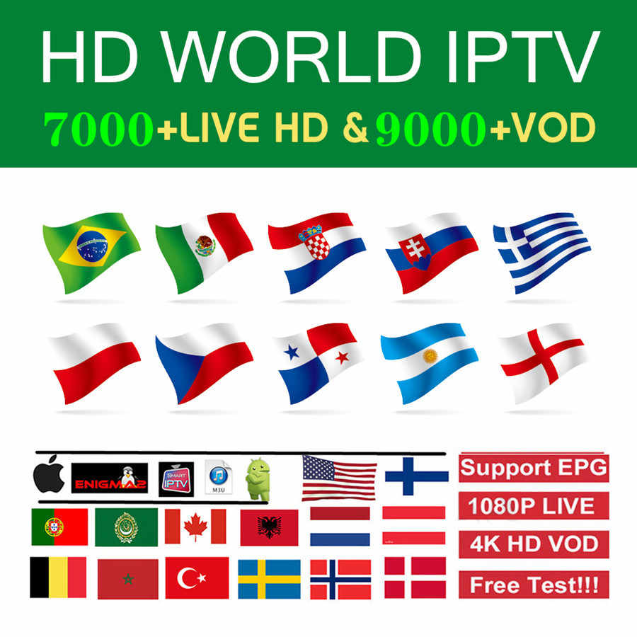 IPTV M3u Subscription Iptv Italy UK German French Spanish Mediaset Premium For G1 G2 G3 Android TV Box Enigma2 Smart TV PC Linux