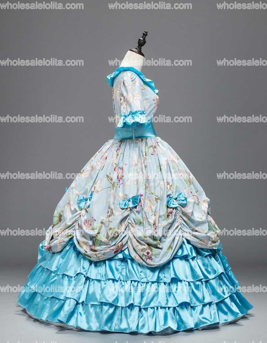 Aliexpress.com : Buy Victorian Southern Belle Civil War Ball Gown ...