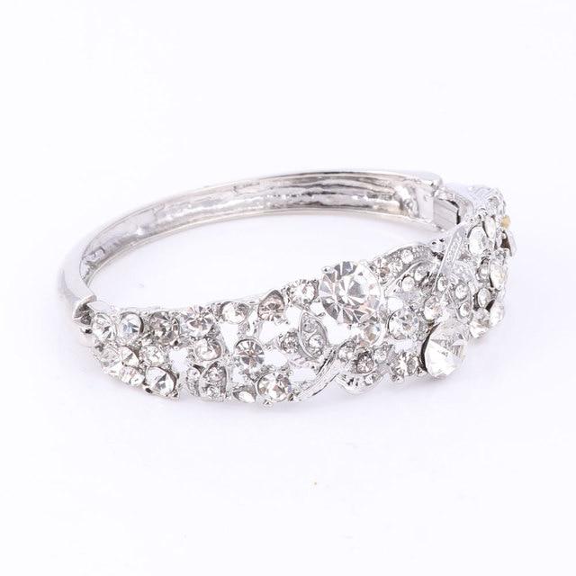 Clory Crystal Beads Jewelry Set 4