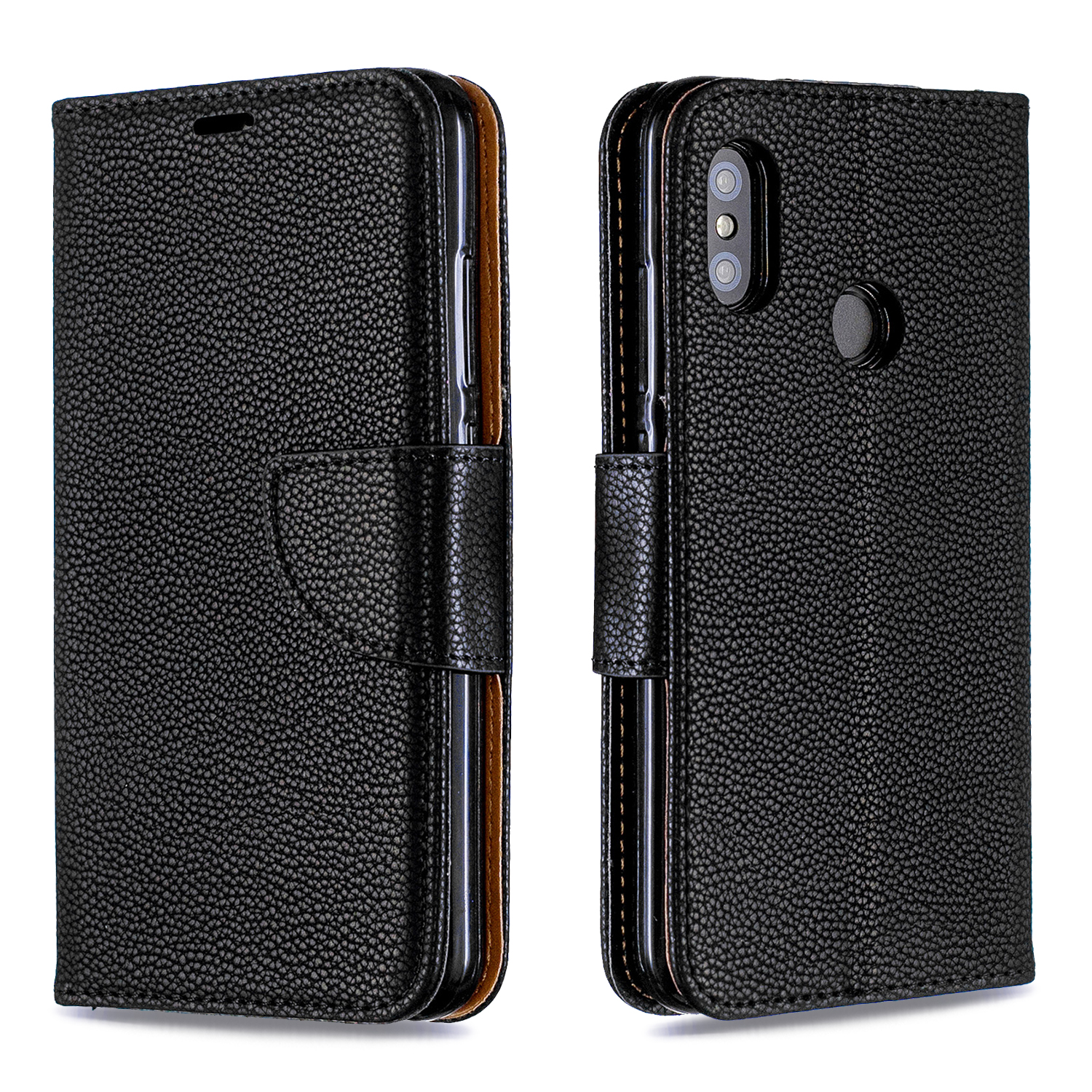 HUANGTAOLI PU Leather Flip Wallet Cover Case For Xiaomi Redmi 6 7 Redmi 6A 6 Pro Redmi Note 7 Phone Bag Case Mobile Phone Case in Wallet Cases from Cellphones Telecommunications