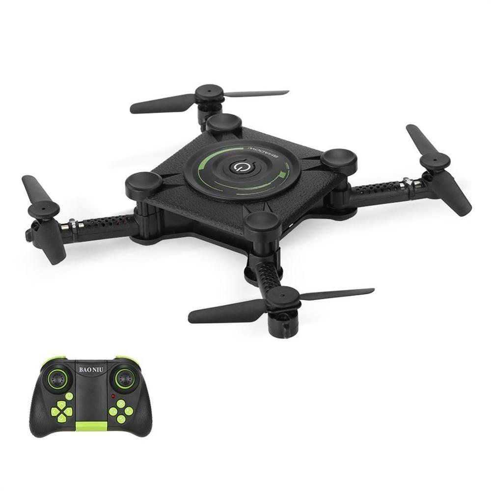 Aircraft Folding Drone HC651W WiFi Selfie Drone  RC Quadcopter - RTF Real-time Transmission HD Aerial Quadcopter