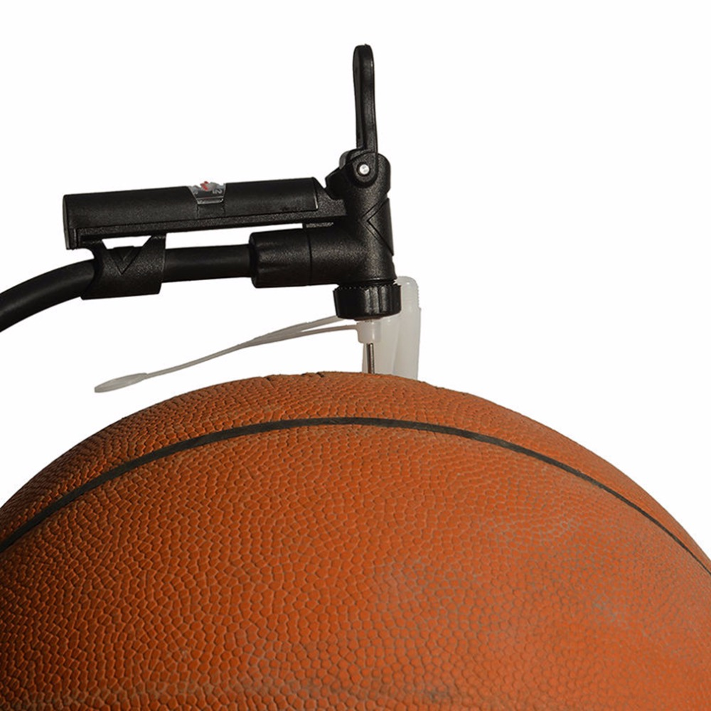 Multi-function Ball Inflating Pump Adaptor Needle Valve Connector Set For Basketball Volleyball Football Mini Pump
