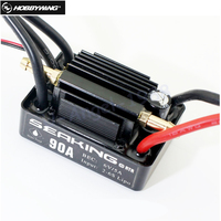 1Pcs Original Hobbywing RC Model SEAKING 90A V3 RTR RC Hobby Ship Brushless Motor ESC For