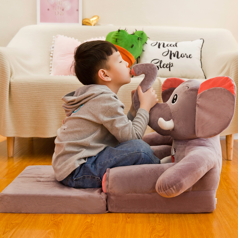 Miraculous 2019 Newest Baby Foldable Cartoon Sofa Can Sit Lying Infant Dailytribune Chair Design For Home Dailytribuneorg