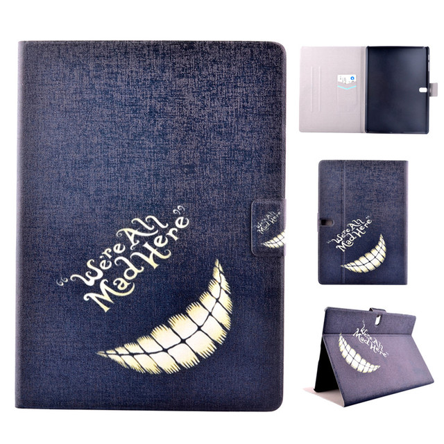 Samsung Galaxy Tab S 10.5 T800 T801 T805 Tablet PU Leather Smart Case  Cover