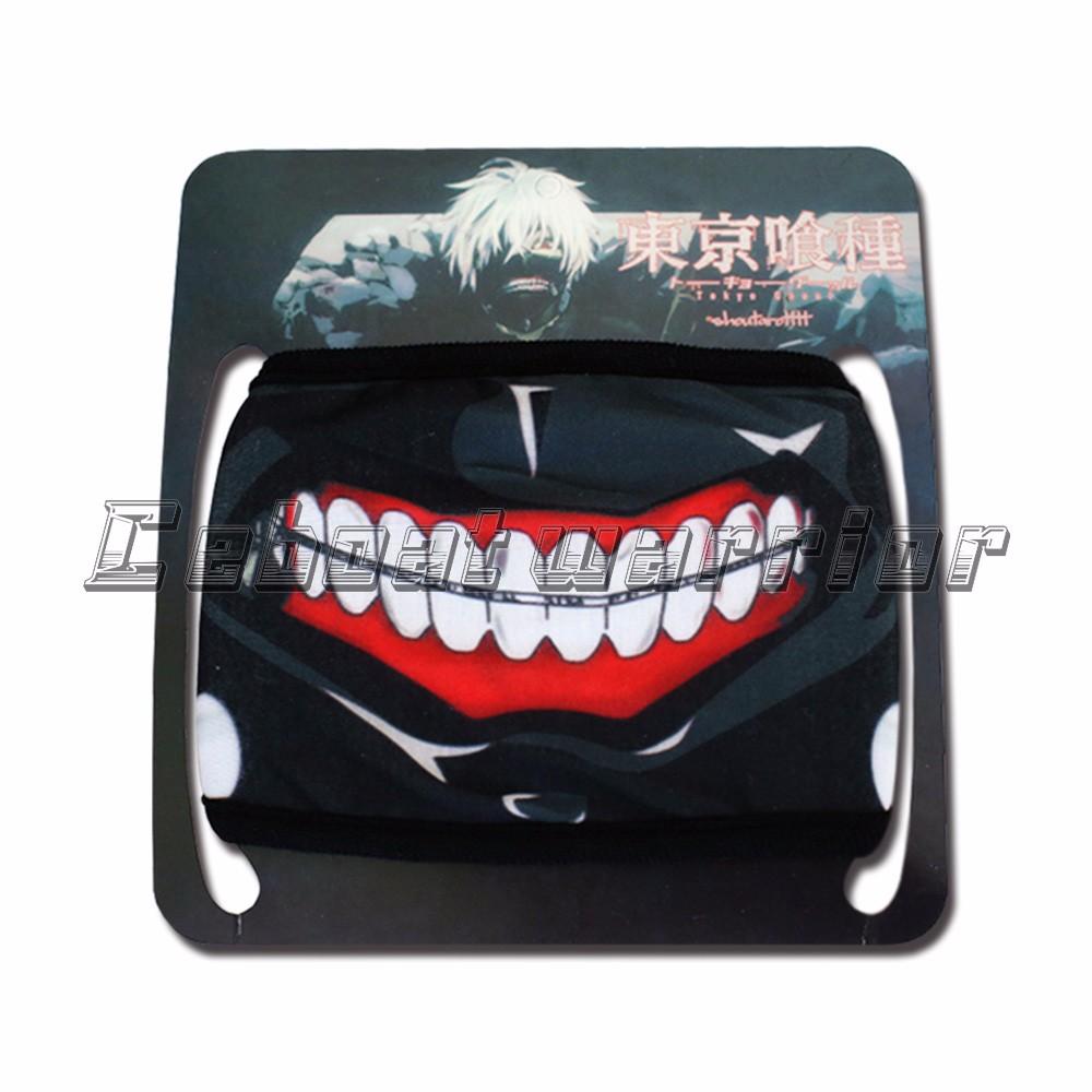 Tokyo Ghoul Kaneki Ken Mask Case