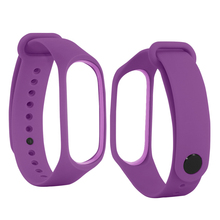 Bracelet for Xiaomi Mi Band 4 Sport Strap Watch Silicone Wrist Straps For Accessories Correa