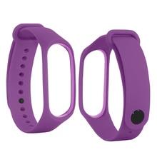 Bransoletka dla Xiao mi mi Band 4 pasek sportowy zegarek silikonowy opaski na nadgarstek dla Xiao mi mi Band 4 akcesoria bransoletka mi zespół 4 Correa