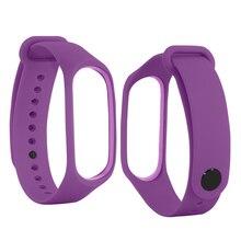 Pulsera para Xiaomi mi Band 4 Correa deportiva reloj correas de silicona para Xiaomi mi Band 4 accesorios pulsera mi Band 4 Correa