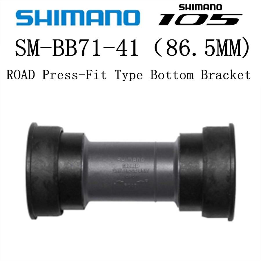 Shimano BB-RS500 Hollowtech II Press-Fit Bottom Bracket 86