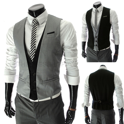 2 Piece Slim Fit Suit | My Dress Tip