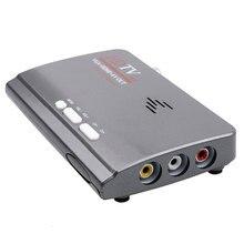 DVB T/DVB T2 TV 튜너 수신기 DVB T/T2 TV 박스 원격 제어와 VGA AV CVBS 1080P HDMI 디지털 HD 위성 수신기