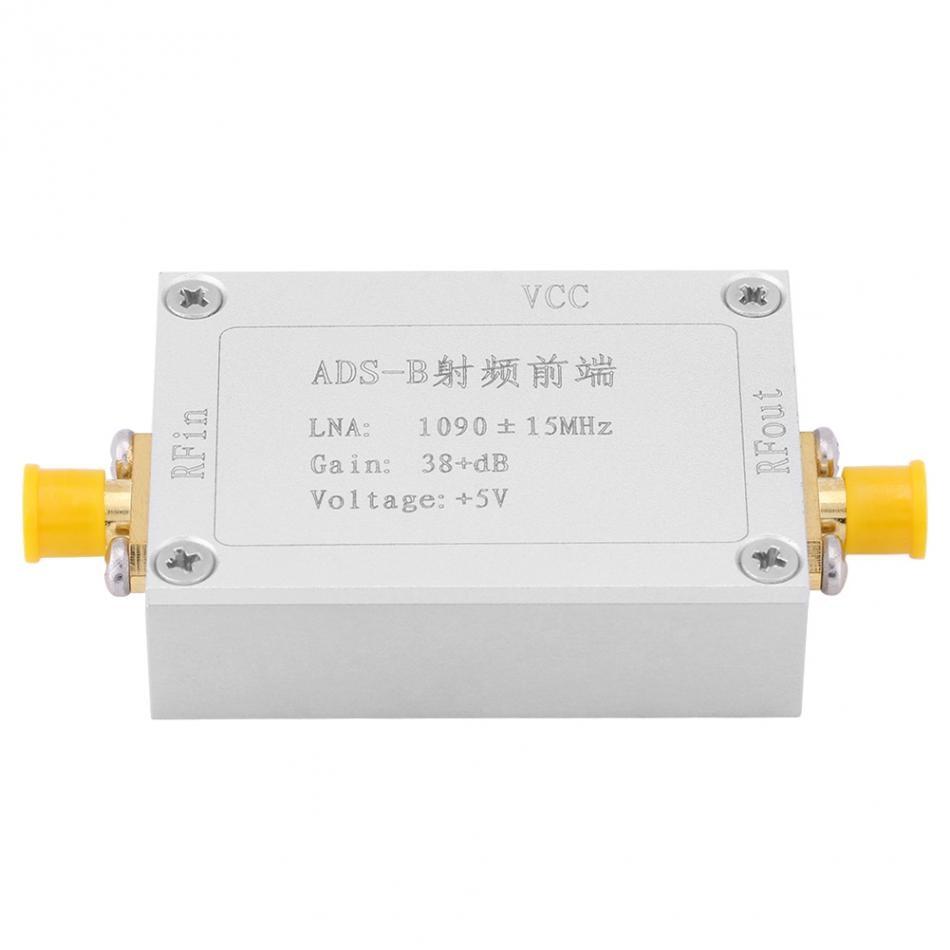 Low Noise Amplifier RF LNA 1090MHz ADS-B Pre Amplifier LNA  *30dB* Gain; 1 dB NF