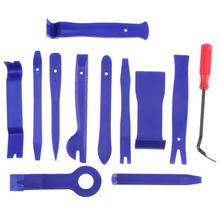 12pcs Car Disassembly Tools DVD Stereo Refit Kits Interior Plastic Trim Panel Dashboard Installation Removal Repair Tools Nylo