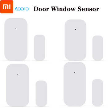 Xiaomi Aqara Door Window Sensor Wireless Zigbee Function Smart Remote Control For Android IOS Phone Door Remote With Mi App - DISCOUNT ITEM  39% OFF All Category