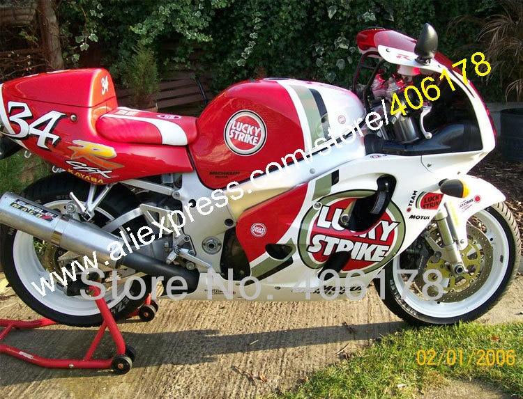 Лидер продаж, lucky Strike для SUZUKI 96 00 GSXR750 R750 GSXR 600 750 1996 1997 1998 1999 2000 GSXR600 GSX R600 мото обтекатель комплект