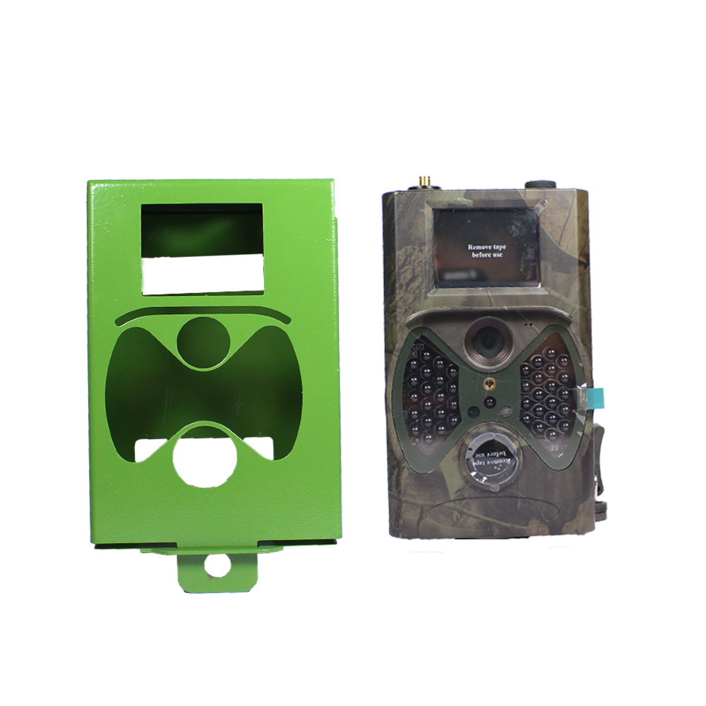 HC300M Hunting Camera Security Protection Metal Case Iron Lock Box for HC-300M HC300A HC350MHC300M Hunting Camera Security Protection Metal Case Iron Lock Box for HC-300M HC300A HC350M