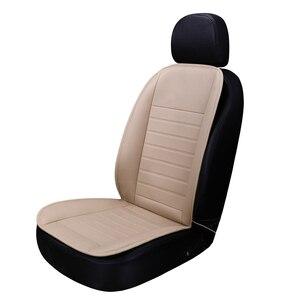 Image 2 - Nowe małe poduszki pod talię samochód zielona skóra nosić oddychające i wygodne fotelik cztery ogólne