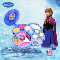 Disney ice and snow wonder children cosmetics box princess set girl toys gifts for children gifts cosmetic set for kid