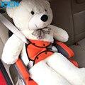 Bebés y Niños de Ajuste Del Cinturón De Seguridad Del Coche Del Coche Protector Posicionador Dispositivo de Cinturón de Seguridad Del Niño Del Bebé Del Asiento de Coche Cubierta de la Correa Respirable