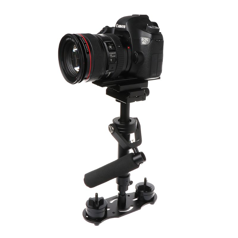 DSLR Camera Handheld Stabilizer Gradienter Adjustable Balance Bar Counterweights Shooting Accessories for DV Video Cam CamcorderDSLR Camera Handheld Stabilizer Gradienter Adjustable Balance Bar Counterweights Shooting Accessories for DV Video Cam Camcorder