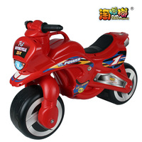 Toddler Baby Cool Motorcycle Vehicle Children Seat Walker Anti Slip Wheel Bike Shockproof Seat Walker Trunk