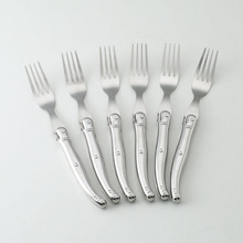 Free shipping France 24pcs High quality laguiole stainless steel dinnerware/cutlery set tableware
